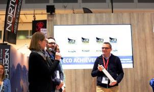 Premio a las ceras NZERO, mejor producto ecológico en la ISPO 2017