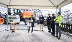 Luz verde al proyecto de mejora de los accesos a Sierra Nevada