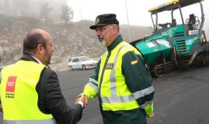 Madrid invierte 1,9 millones en obras de mejora de la M-604 entre Navacerrada y Valdesquí