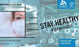 Odlo ayuda en la lucha contra la pandemia del Covid-19