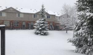 El invierno regresa a Canadá y EE.UU. con nevadas y temperaturas bajo cero de récord