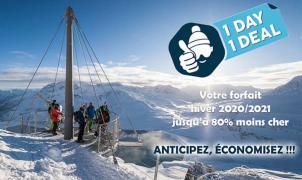 Val Cenis consigue vender 7.000 días de esquí en una semana para el invierno 2020-21