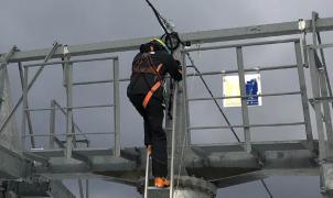 Port Ainé ya tiene luz, carreteras limpias y 95 cm de nieve fresca