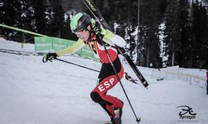 Oriol Cardona consigue el bronce en el Sprint en Val Martello