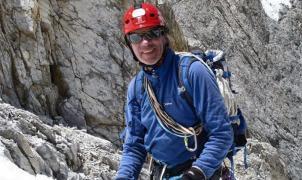 ¡Òscar Cadiach lo consigue!, corona el Broad Peak y ya tiene los 14 ochomiles