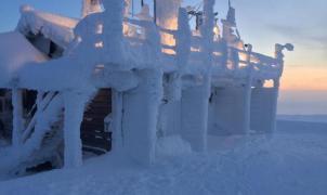 La pérdida de hielo marino en el Ártico alimenta las nevadas extremas en Europa