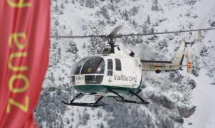 Simulacro de rescate en avalanchas en Aramón Panticosa