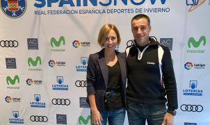 Paula Fernández-Ochoa, flamante fichaje de la Junta Directiva RFEDI