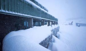 Las estaciones de Australia reciben una nevada de más de 100 cm en 40 horas