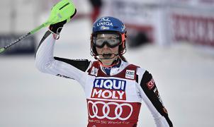 Vlhova consigue un histórico título mundial para Eslovaquia y Liensberger se lleva el globo de slalom