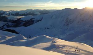 Dos pisteros experimentados salen ilesos de una avalancha en Peyragudes