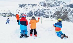 Llega la N'PY KIDS a Piau Engaly, el evento gratuito para familias más divertido del Pirineo