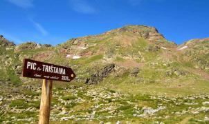 Una joven excursionista de Barcelona hallada muerta cerca de la cima andorrana de Tristaina