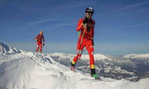 La primera etapa de la mítica Pierra Menta acaba con podio para los españoes