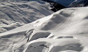 Meteo France alerta del alto riesgo de avalanchas en los Pirineos franceses