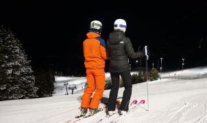 Si quieres esquiar de noche en Masella, date prisa... este será el último fin de semana