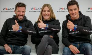 Presentación Polar Atheletes en Madrid