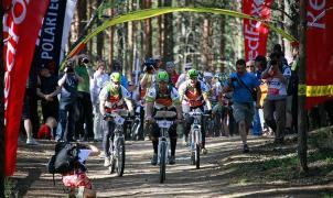 Los especialistas de raids de aventura tienen una cita en la Polartec Red Fox Adventure Race en Rusia