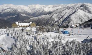 Los Pirineos estaban viviendo una de las mejores temporadas de esquí de la historia