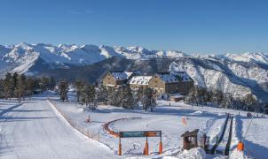 La estación de esquí de Port Ainé tendrá un nuevo aparcamiento para 290 vehículos