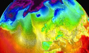 Previsión Meteo Fin de Semana: Llega una borrasca con lluvias y nevadas a la Península