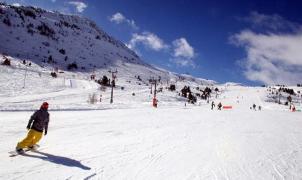 Porté Puymorens llega a los 20 kilómetros de pistas abiertos estas Navidades