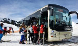 El sector del autocar pide aclaraciones sobre la detención del bus que se dirigía a Port del Comte