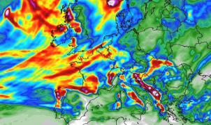 Meteo Fin de Semana: Inestabilidad a la espera de una potente borrasca el lunes con nevadas