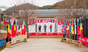 Pistoletazo de salida a los Campeonatos del Mundo de Esquí de Montaña en Arinsal