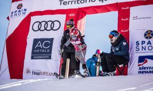 Los futuros campeones compiten en Sierra Nevada con el Descenso del Mar de Audi quattro Cup