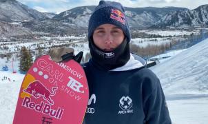 Una gran Queralt Castellet se clasifica para la final de halfpipe los Mundiales de Snowboard FIS de Aspen