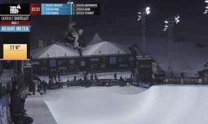 Queralt Castellet solo pudo ser quinta en los X Games de Aspen