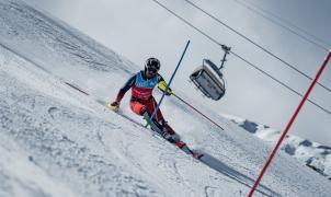 Copas del Mundo FIS para Imanol Rojo (Fondo) en Falun (Suecia) y Quim Salarich (Alpino) en Chamonix (Francia)