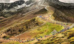 Vuelve la avalancha de riders de la Red Bull Holy Bike a La Pinilla este fin de semana