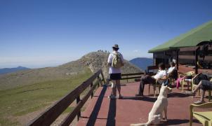 El telecabina a la cima de la Tosa impulsa La Molina hasta el mejor verano de su historia