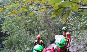 Un joven italiano perdido en un bosque se despide de broma en Instagram y acaba muerto
