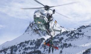 Muere un esquiador tras sufrir una caída en una pista roja de Cerler