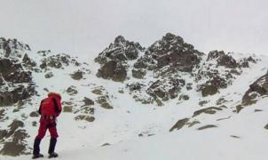 Hallado un esquiador de montaña muerto en la Sierra de Gredos