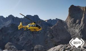 Asturias anuncia cifras récord de rescates en montaña este verano