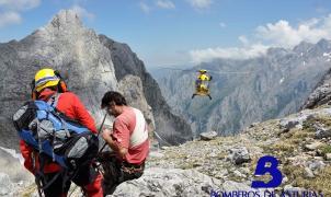 El cobro de 6000 € por un rescate en montaña reabre la polémica sobre este servicio público