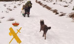 Evacuado un Robinson Crusoe atrapado durante 3 meses en un refugio de Beires por la nieve