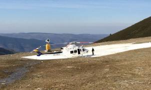 Mueren dos montañeros cerca de Valdezcaray, el estado de la nieve y el hielo posibles causas