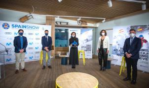 Se celebra la IV Gala de los Deportes de la Nieve presentada conjuntamente por al RFEDI y ATUDEM