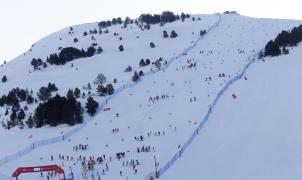 Baqueira Beret sede de la primera Fase de la Copa España U16/14 de esquí alpino