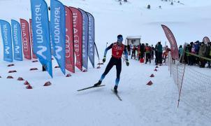 Segunda fase de la Copa de España FIS de Esquí de Fondo en Belagua: el club IRRINTZI sigue líder