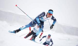 Imanol Rojo consigue una brillante 18ª posición en los 50 km clásico de los Mundiales de Oberstdorf 2021