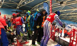 El V Trofeo Spainsnow inicia la Copa España Audi U16 de esquí alpino en Madrid Snowzone