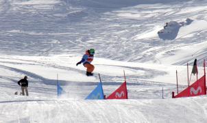 La Copa de España Movistar de snowboardcross y skicross inicia su 4a temporada en Sierra Nevada