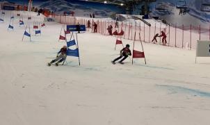 El VI Trofeo Spainsnow celebrado en Spainsnow inaugura la Copa España Audi U16 de alpino