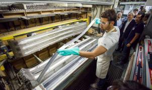 Rossignol cambia la dirección de la fábrica de Artés
